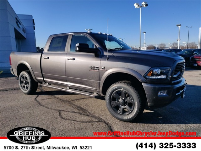 2018 Ram 3500 Crew Cab 4x4,  Pickup #418590 - photo 1