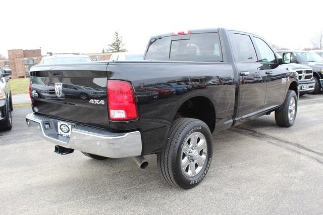 2018 Ram 2500 Crew Cab 4x4,  Pickup #418615 - photo 4