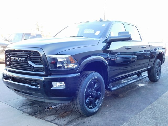 2018 Ram 3500 Mega Cab 4x4,  Pickup #418616 - photo 4
