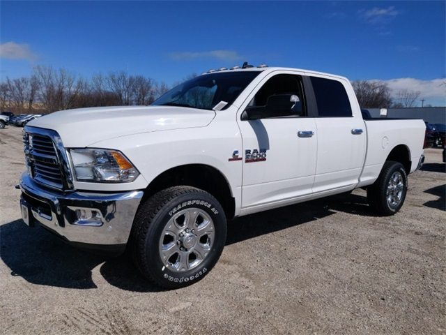 2018 Ram 2500 Crew Cab 4x4,  Pickup #418619 - photo 4