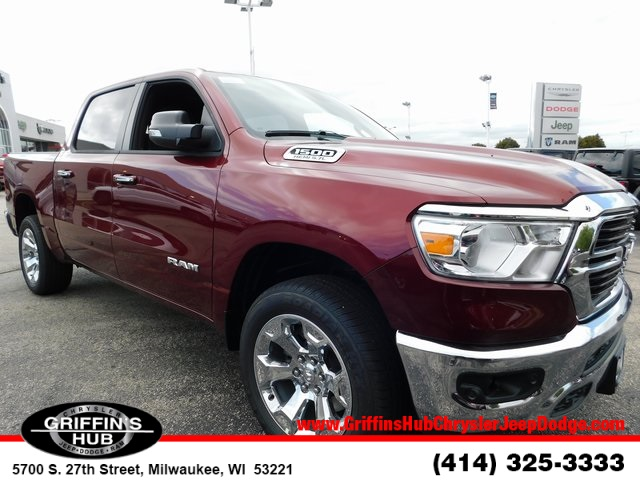 2019 Ram 1500 Crew Cab 4x4,  Pickup #419039 - photo 1
