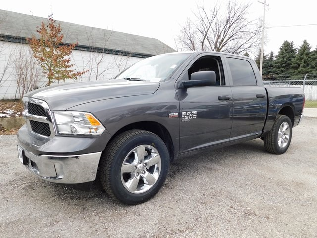 2019 Ram 1500 Crew Cab 4x4,  Pickup #419051 - photo 4