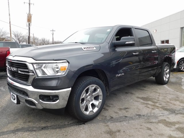 2019 Ram 1500 Crew Cab 4x4,  Pickup #419053 - photo 4