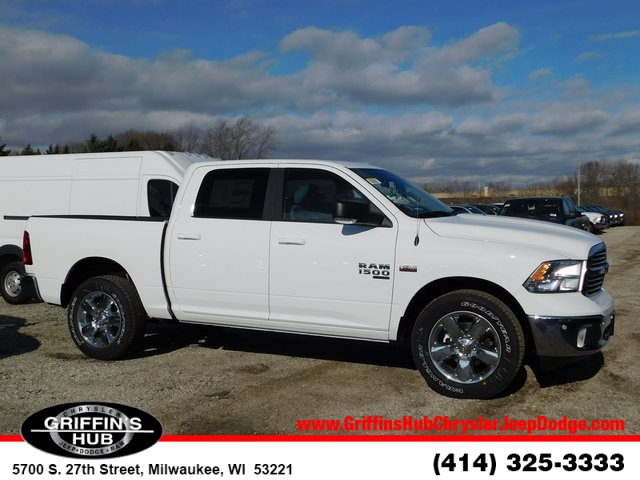 2019 Ram 1500 Crew Cab 4x4,  Pickup #419082 - photo 1