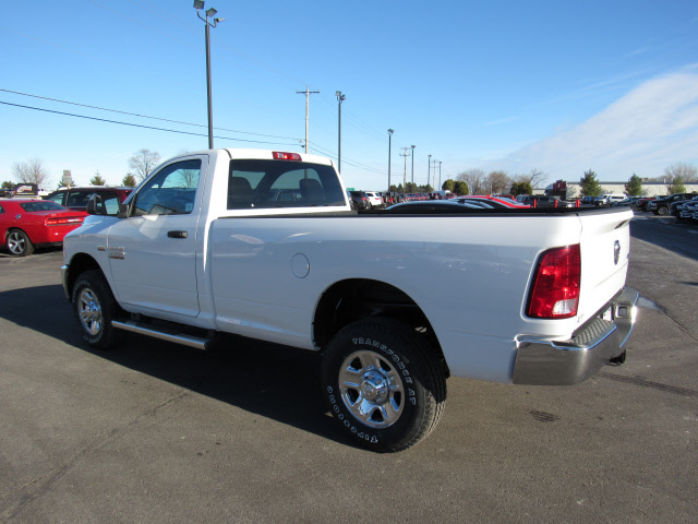 2018 Ram 2500 Regular Cab 4x4, Pickup #38173 - photo 2