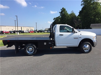 2018 Ram 3500 Regular Cab DRW 4x4,  Platform Body #C006 - photo 2