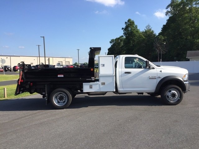 2018 Ram 5500 Regular Cab DRW 4x4,  Dump Body #C007 - photo 2