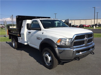 2018 Ram 5500 Regular Cab DRW 4x4,  Dump Body #C007 - photo 1