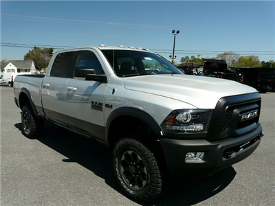 2018 Ram 2500 Crew Cab 4x4, Pickup #DXJ0615 - photo 1