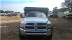 2016 Ram 5500 Regular Cab DRW, Rugby Uni-Body Landscaper Landscape Dump #J6862 - photo 3