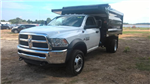 2016 Ram 5500 Regular Cab DRW, Rugby Uni-Body Landscaper Landscape Dump #J6862 - photo 1