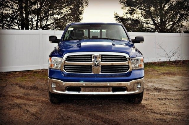2017 Ram 1500 Crew Cab 4x4, Pickup #J7241 - photo 3