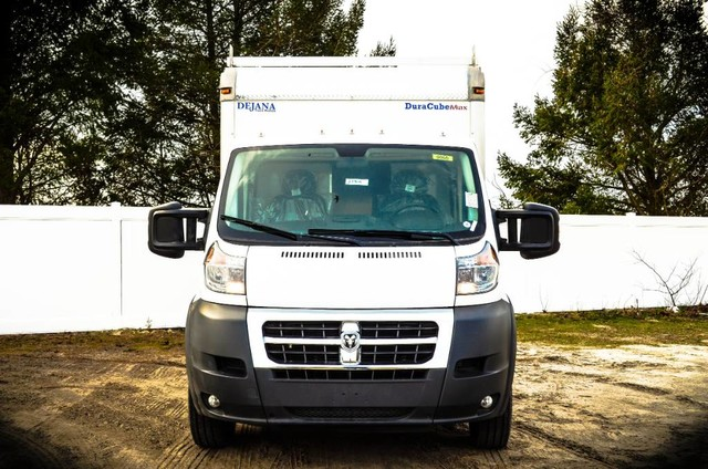 2017 ProMaster 3500 Low Roof, Dejana Truck & Utility Equipment Service Utility Van #J7314 - photo 3