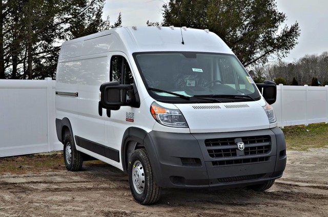 2017 ProMaster 1500 High Roof Cargo Van #J7322 - photo 4
