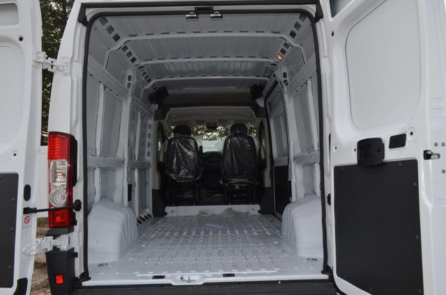 2017 ProMaster 1500 High Roof Cargo Van #J7322 - photo 2