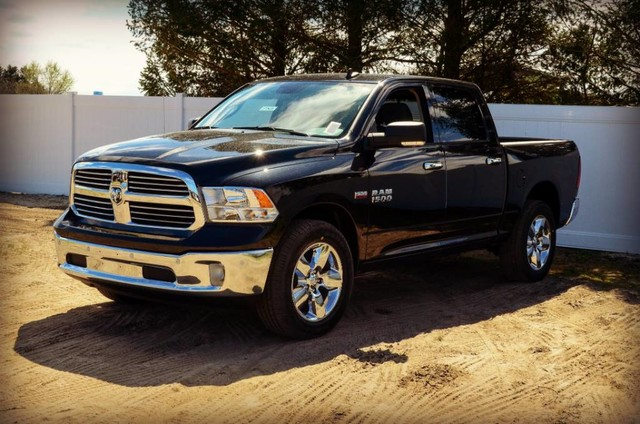2017 Ram 1500 Crew Cab 4x4, Pickup #J7365 - photo 1