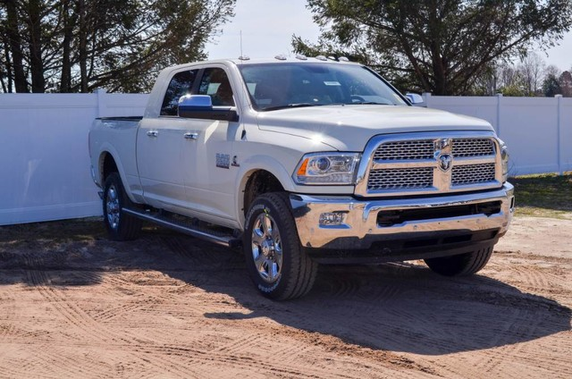 2017 Ram 2500 Mega Cab 4x4 Pickup #J7383 - photo 4