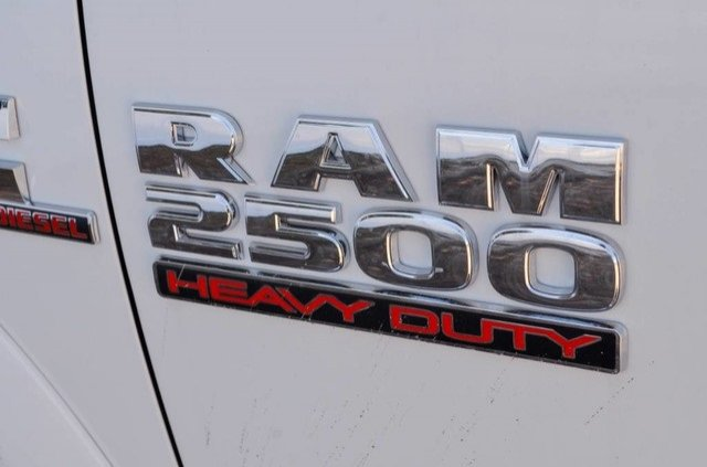 2017 Ram 2500 Mega Cab 4x4, Pickup #J7383 - photo 7