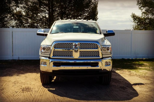 2017 Ram 2500 Mega Cab 4x4 Pickup #J7391 - photo 3