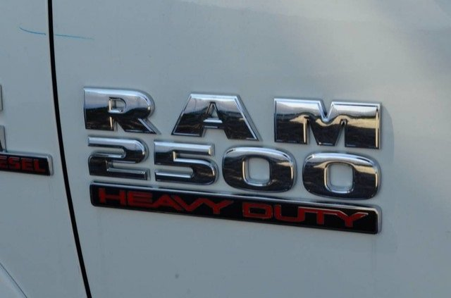 2017 Ram 2500 Mega Cab 4x4,  Pickup #J7391 - photo 7