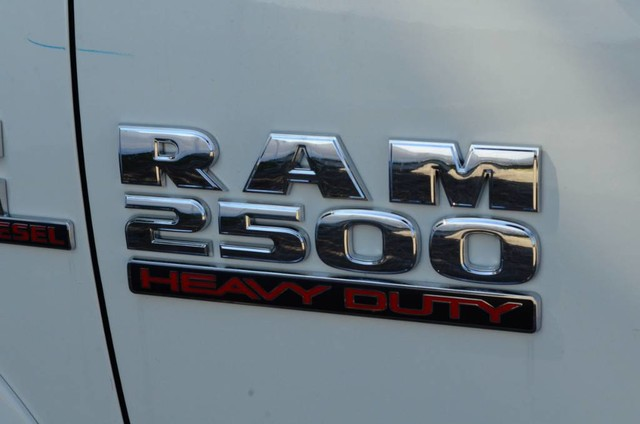2017 Ram 2500 Mega Cab 4x4 Pickup #J7391 - photo 9