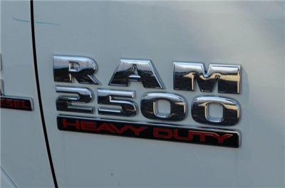 2017 Ram 2500 Mega Cab 4x4, Pickup #J7391 - photo 9
