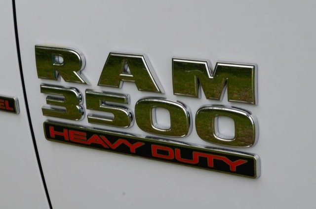 2017 Ram 3500 Crew Cab 4x4, Pickup #J7409 - photo 9