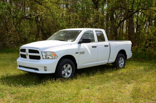 2017 Ram 1500 Quad Cab 4x4 Pickup #J7414 - photo 1