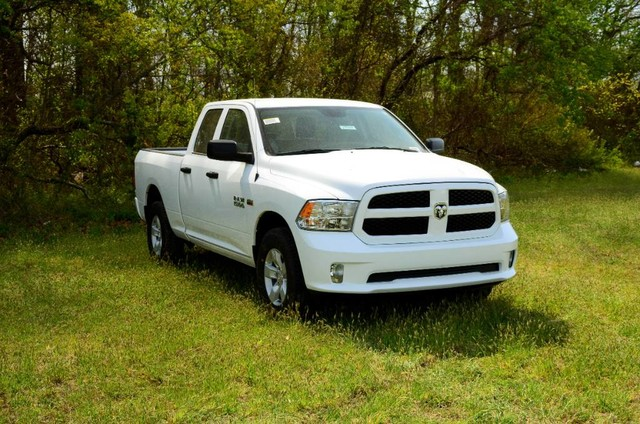 2017 Ram 1500 Quad Cab 4x4 Pickup #J7414 - photo 4