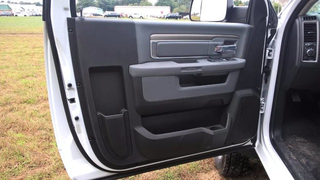 2018 Ram 5500 Regular Cab DRW 4x4, Reading Dump Body #J8036 - photo 11