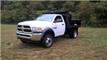2018 Ram 5500 Regular Cab DRW 4x4, Reading Dump Body #J8036 - photo 1