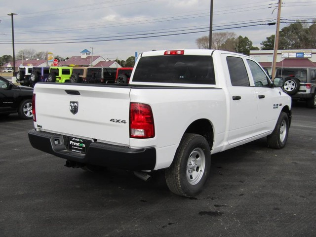 2018 Ram 1500 Crew Cab 4x4, Pickup #J8048 - photo 5