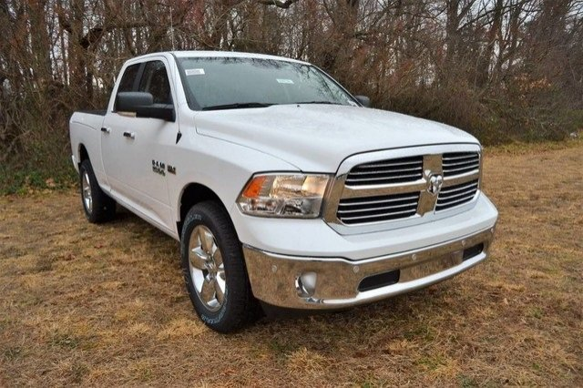 2018 Ram 1500 Quad Cab 4x4, Pickup #J8071 - photo 3