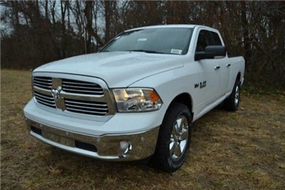 2018 Ram 1500 Quad Cab 4x4, Pickup #J8071 - photo 1
