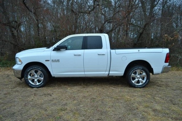 2018 Ram 1500 Quad Cab 4x4,  Pickup #J8082 - photo 18