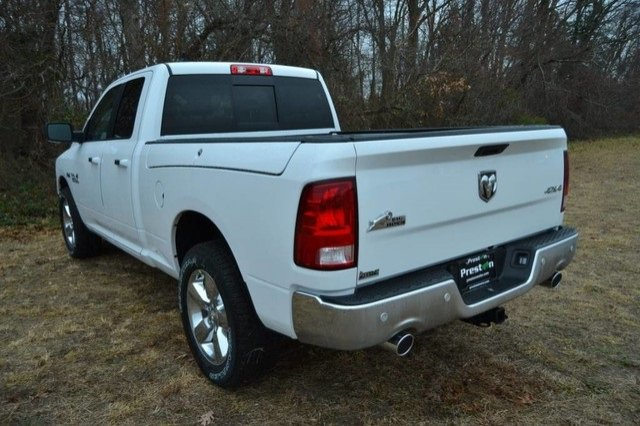 2018 Ram 1500 Quad Cab 4x4,  Pickup #J8082 - photo 2