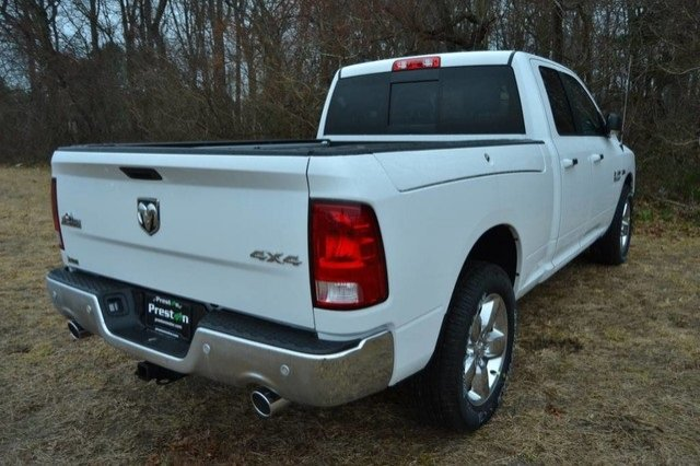 2018 Ram 1500 Quad Cab 4x4,  Pickup #J8082 - photo 21