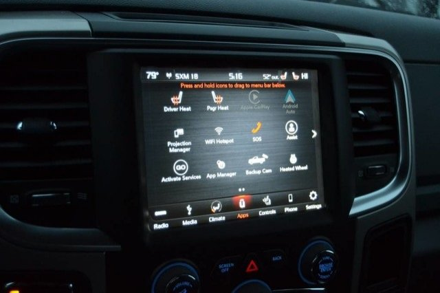 2018 Ram 1500 Quad Cab 4x4,  Pickup #J8083 - photo 19