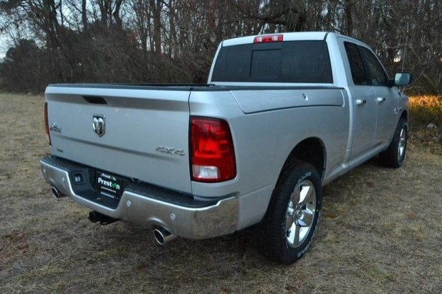 2018 Ram 1500 Quad Cab 4x4,  Pickup #J8083 - photo 22