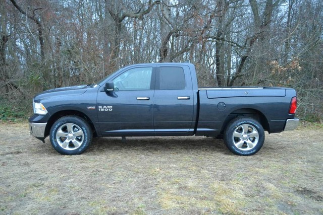 2018 Ram 1500 Quad Cab 4x4, Pickup #J8084 - photo 20