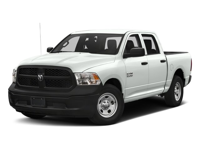 2018 Ram 1500 Crew Cab 4x4, Pickup #J8142 - photo 3
