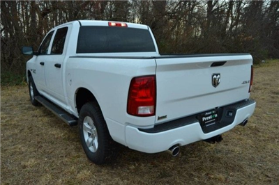2018 Ram 1500 Crew Cab 4x4, Pickup #J8148 - photo 2