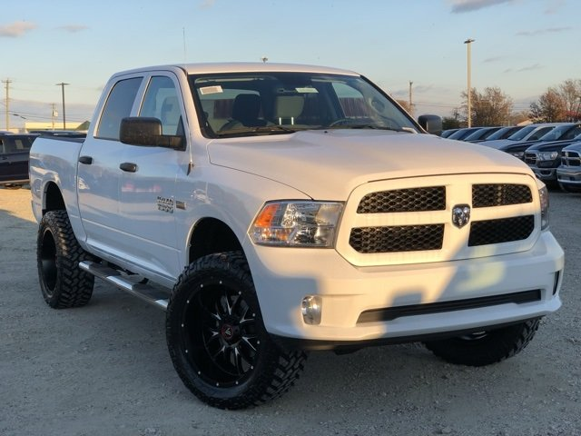2018 Ram 1500 Crew Cab 4x4,  Pickup #J8150 - photo 3