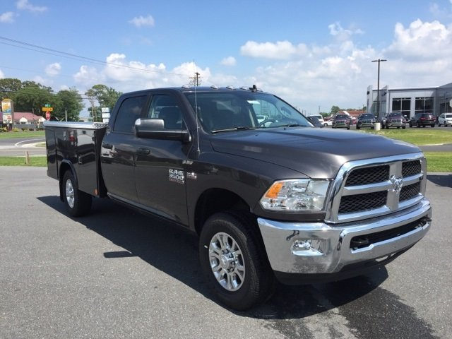 2018 Ram 3500 Crew Cab 4x4,  Service Body #J8181 - photo 1
