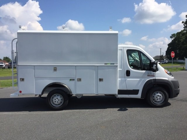 2018 ProMaster 3500 Standard Roof FWD,  Service Body #J8238 - photo 2