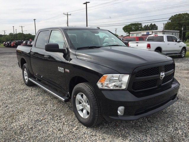 2018 Ram 1500 Crew Cab 4x4,  Pickup #J8282 - photo 1