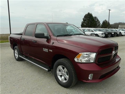2018 Ram 1500 Crew Cab 4x4,  Pickup #J8290 - photo 1