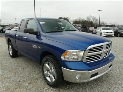 2018 Ram 1500 Quad Cab 4x4, Pickup #J8291 - photo 1