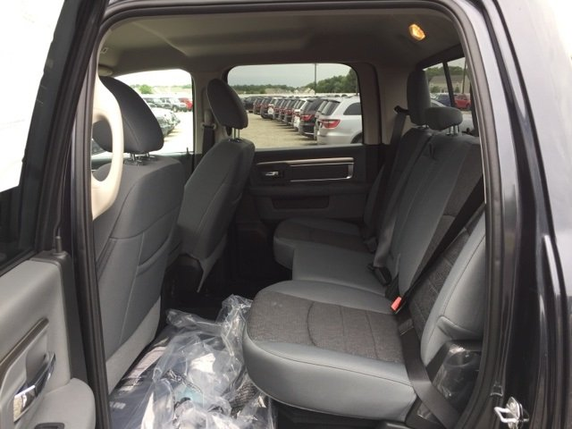 2018 Ram 1500 Crew Cab 4x4,  Pickup #J8430 - photo 4