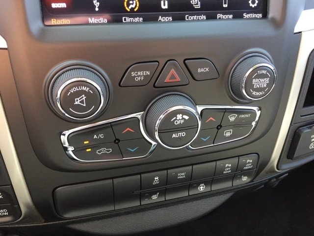 2018 Ram 1500 Crew Cab 4x4,  Pickup #J8629 - photo 8